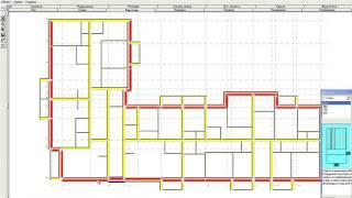 Программный комплекс ''Конструктор здания''. Краткое описание работы.