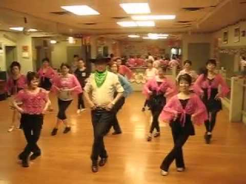 Achy Breaky Heart Line Dance