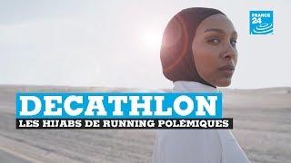 Decathlon commercialise un hijab de running qui fait polémique
