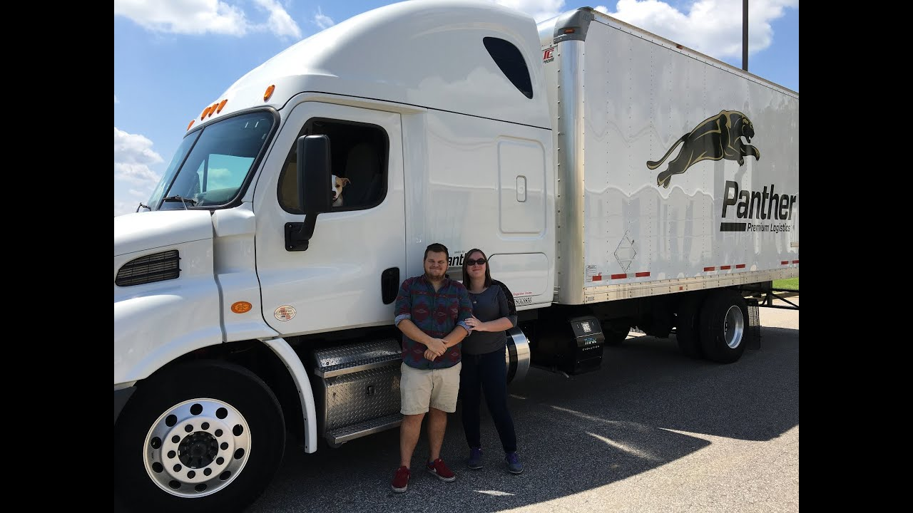 Introduction and truck tour 2015 freightliner cascadia