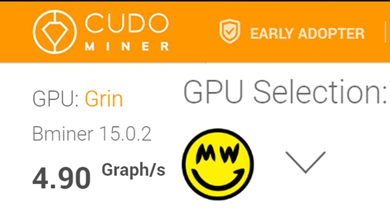 Cudominer Now Supports GRIN Mining