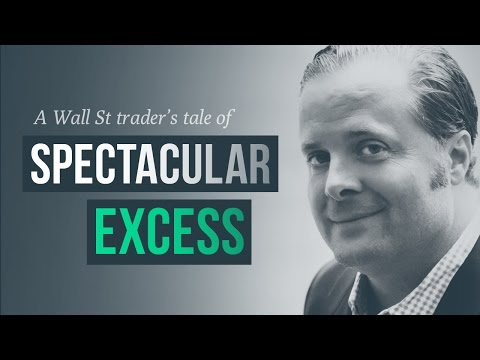 Wall St trader's tale of spectacular excess · Turney Duff interview