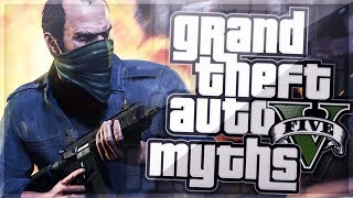 Gta 5 Myths (underwater Car, Killing The Mechanic, Staring Down Cops...) [gta V]