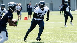 Seahawks First Day of OTAs