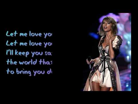 Love You Now by Taylor Swift (with LYRICS)
