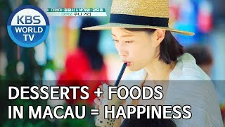 Desserts + Foods in Macau = Happiness [Editor's Picks / Battle Trip]
