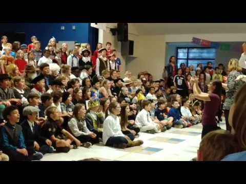 Ging Gang Gooli | Robious Elementary School | International Day