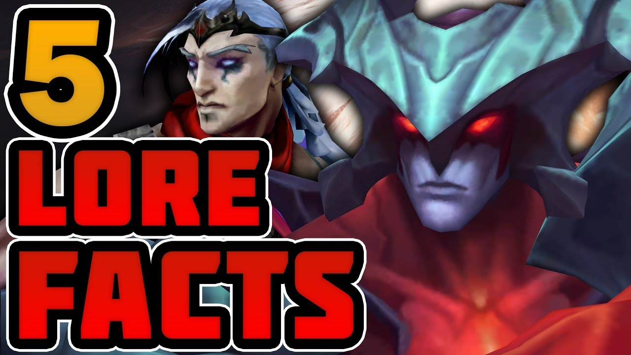 5 Lore Facts You Didn't Know About League of Legends thumbnail
