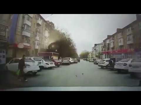 Сбили женщину в г. Шахты
