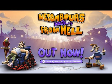 Neighbours back from Hell - #1level german |