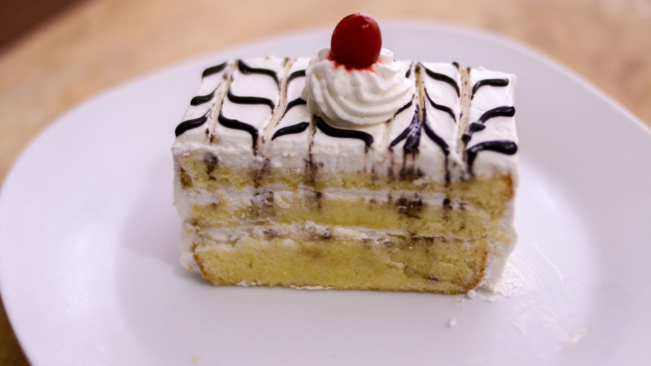 How Make A Cake Without Oven