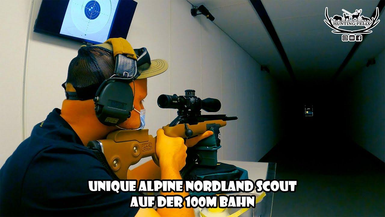 Download Präzisionstest auf 100m - Unique Alpine Nordland Scout