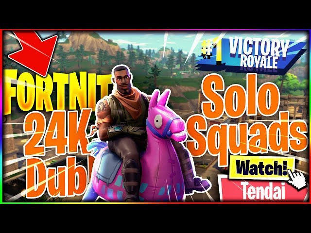 24 Kills Solo Vs Squads Season 6 Fortnite Battle Royale Xbox