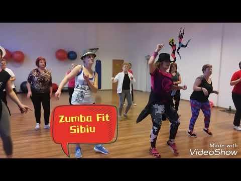 Zumba Fit Sibiu-ANDRA -Jos pălăria pentru femei