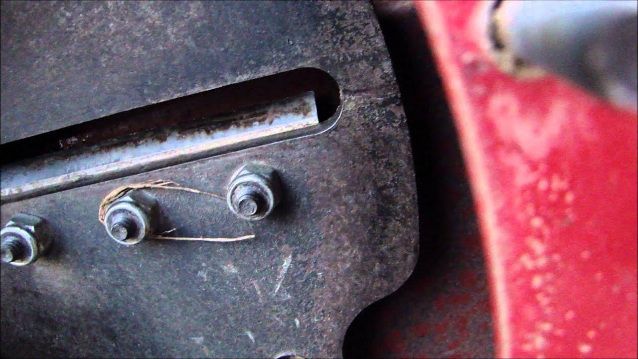 Walkaround Of The 1994 Troybilt Chipper Vac Model 47279