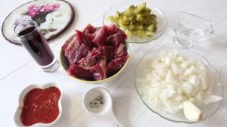 Рецепты из СССР для мультиварки : солянка по-грузински