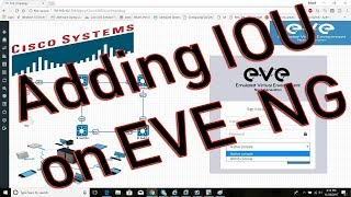 EVE-NG : How to Add IOU images on UNetLab or EVE-NG | cisco iou image