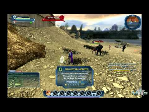 DC Universe Online - Metropolis Gorilla Grodd Story Arc pt.1