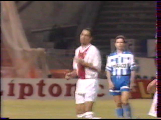 La Corogne-PSG (saison 95-96)