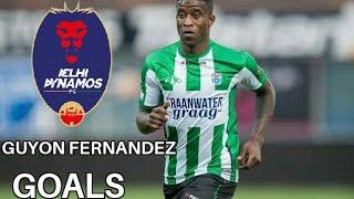 Guyon Fernandez | Amazing Goals | Delhi Dynamos FC
