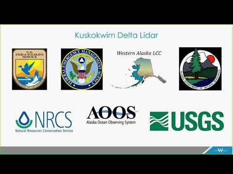 Yukon Kuskokwim Delta LiDAR Webinar - Mike Meiser
