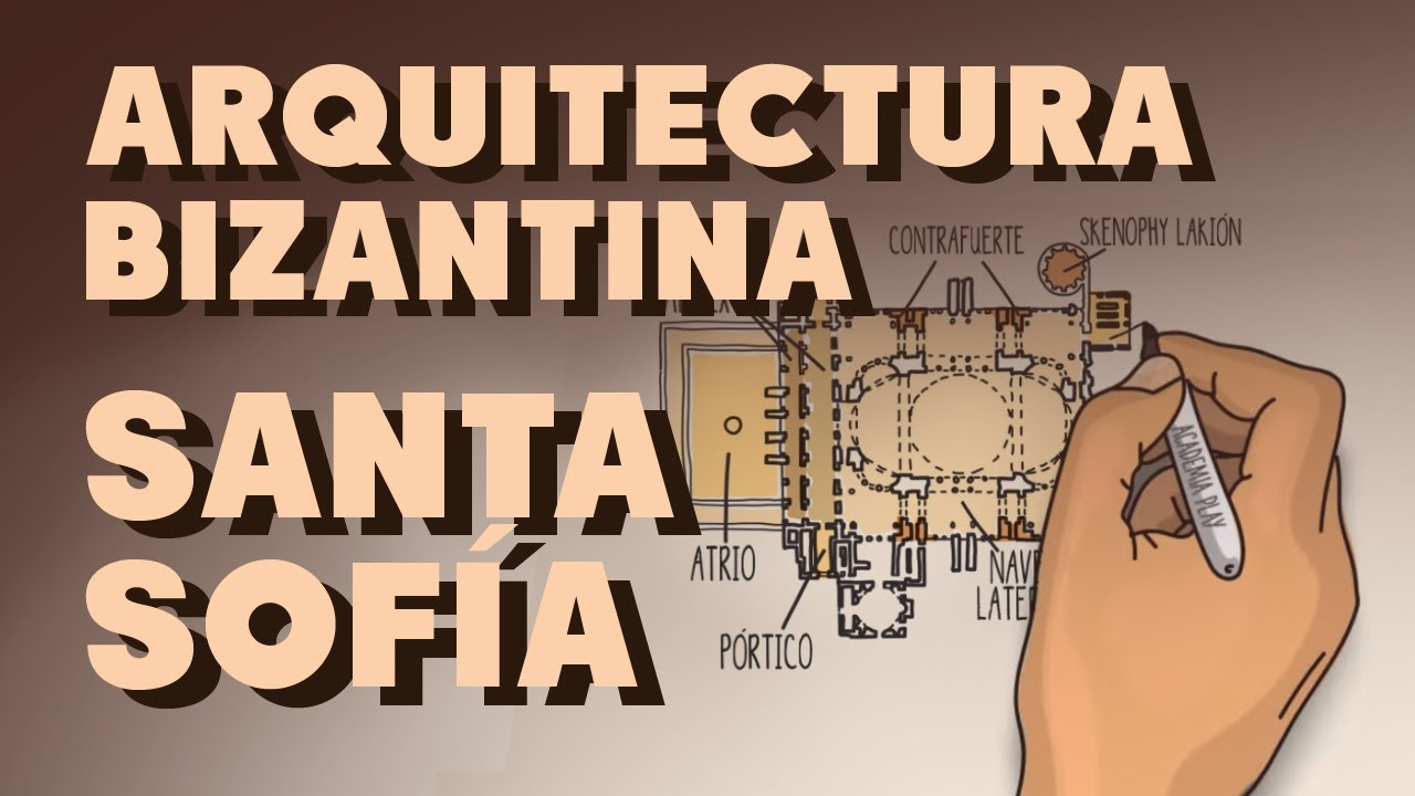 Arquitectura bizantina - Santa Sofía
