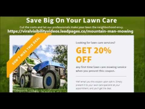 LAWN CARE COST CALCULATOR ALLEGHANY COUNTY NC