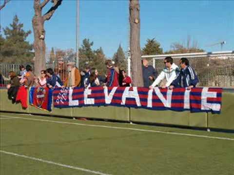 Levante UD - Tirant lo Blanc Secc Frikis