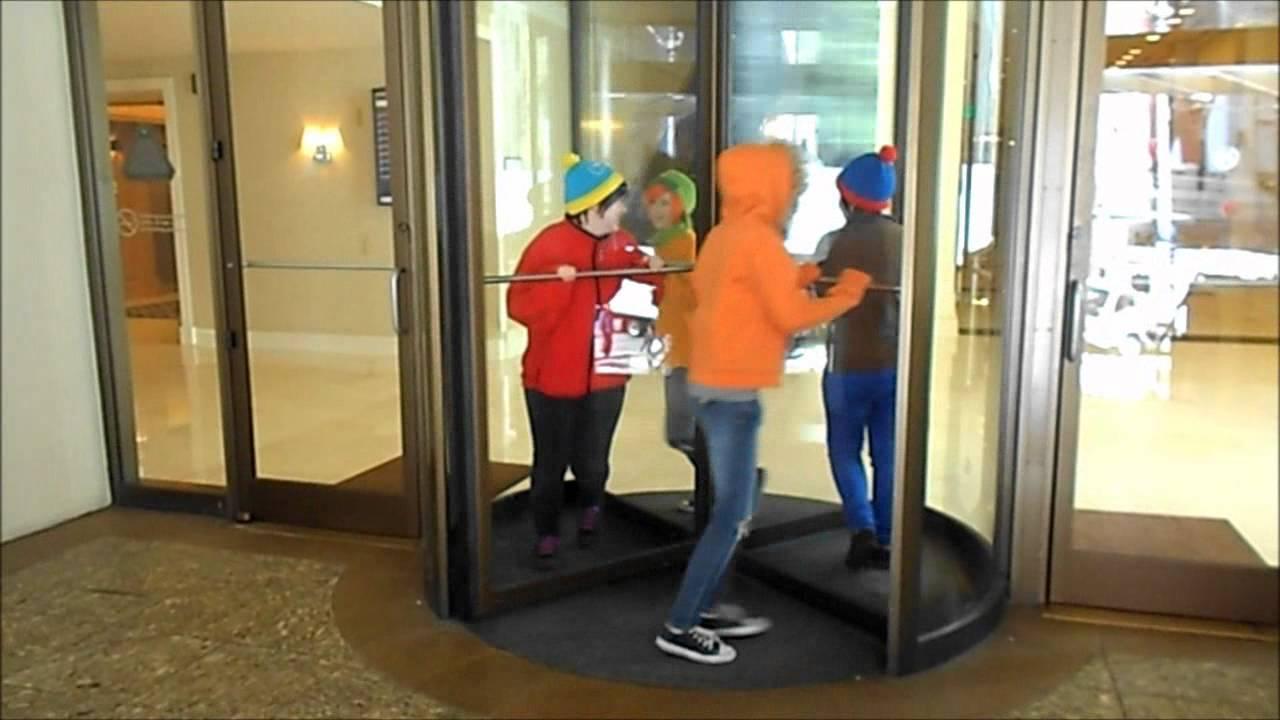 We Love Spinning Doors & We Love Spinning Doors - YouTube