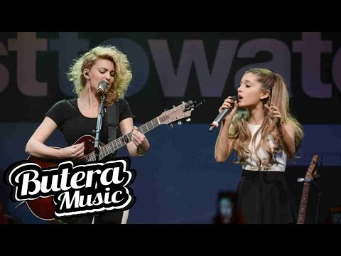 Ariana Grande - Right There (Live w/ Tori Kelly)(Acoustic) #TB