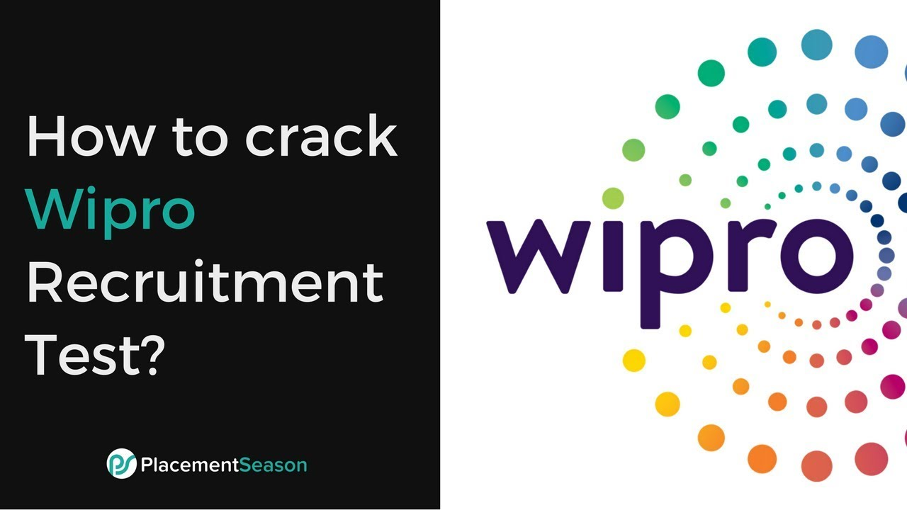How to crack Wipro Recruitment Test? - Problem solving & Tips
