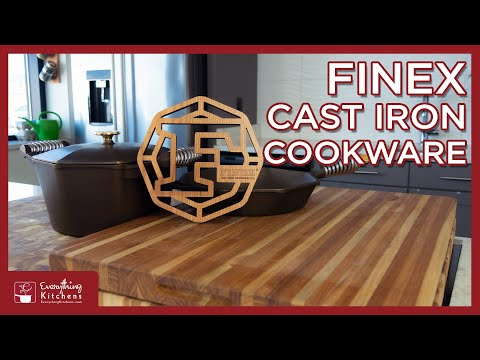 Finex Cast Iron Cookware – Exclusive Set & S'mores Skillet Dip Recipe