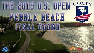 The Golf Club 2019 - The 2019 U.S. OPEN   FINAL ROUND