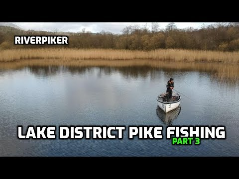 Lake District Pike Fishing (part 3) - Video 230