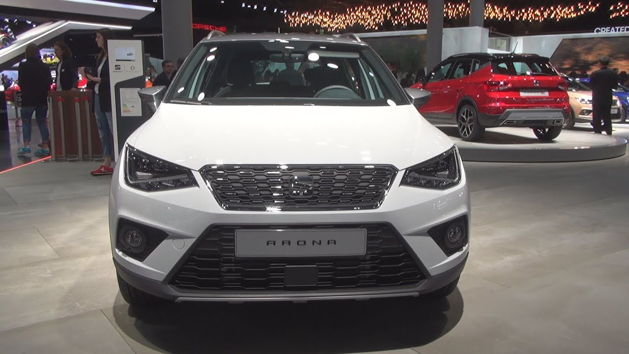 seat arona xcellence 2018 exterior and interior youtube. Black Bedroom Furniture Sets. Home Design Ideas