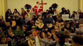 Musikschule tomatenklang - Weihnachtskonzert 2011 in Berlin