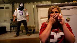 SEC Shorts - LSU calls up Alabama in horror film style