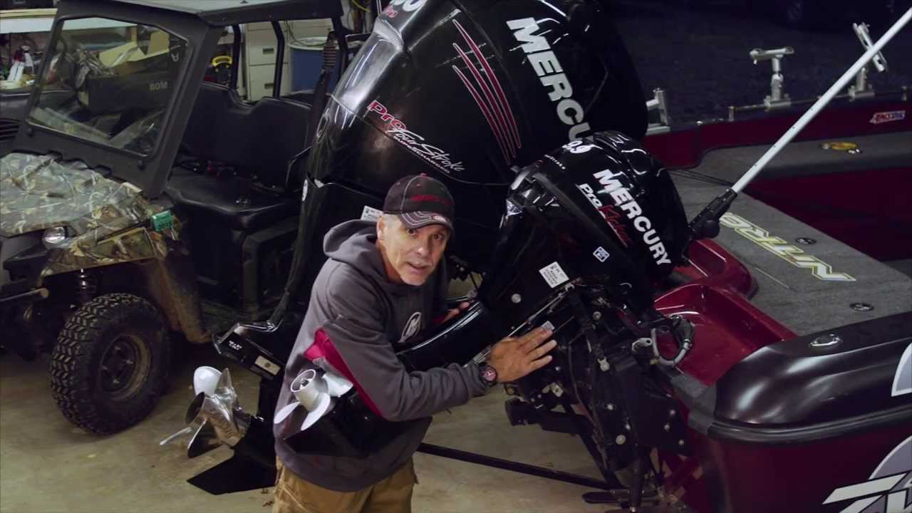 Finding Your Mercury Outboard Serial Number - 1002HT