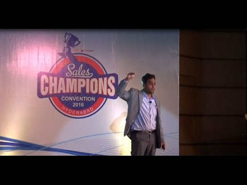 HYDERABAD'S Motivational Speaker SAURABH CHHARIA'S Speech Glimpses at MARUTI'S EVENT