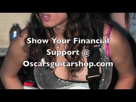 Oscar's Guitar Shop Nili Brosh Interview