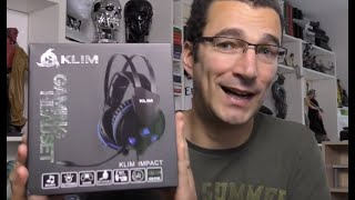 Casque Klim Impact - Unboxing + Test