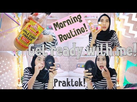 get-ready-for-work!-morning-routine-i-manfaat-toner-cuka-apel!
