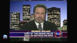 Dennis Miller on Palin, Obama and Barney Frank