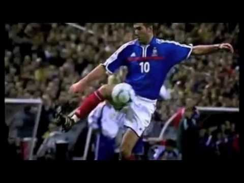 Zinedine Zidane   The Maestro Of The Decade HD