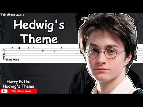 Harry Potter - Hedwig's Theme Guitar Tutorial