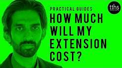 How much will my extension cost?