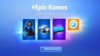 """SEE the PACKS """"PS PLUS No.5"""" FOR FREE on Fortnite!"""
