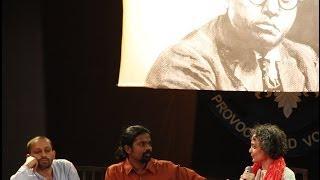 Arundhati Roy on Dr. B R Ambedkar & Mahatma Gandhi Pt 2 of 3 - Discussion