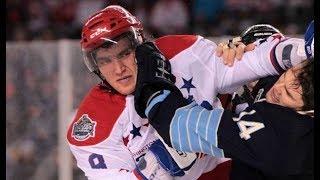 Новости НХЛ: Овечкин хотел подраться с Кросби, Уилсон отправляет в нокаут