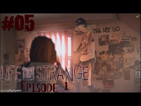 Life Is Strange: Episode 1 - 05 - Fixing The Camera (Let's Play/Playthrough)